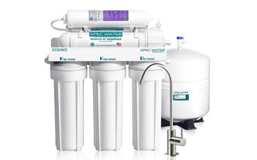 6 Stage Alkaline Mineral Reverse Osmosis Drinking Water Filter System Purifier