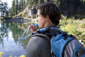 BACKPACKING WATER PURIFIER