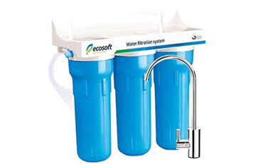 Ecosoft 3 Stage Under Sink Water Filtration System Review