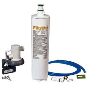 Filtrete Advanced Under Sink Quick Change Water Filtration System
