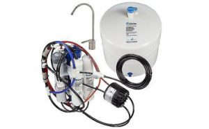 Home Master TMHP-L Hydroperfection Loaded Undersink Reverse Osmosis Water Filter System Review