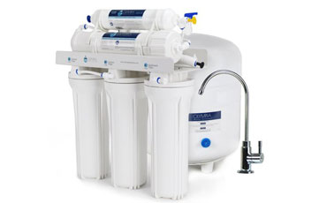 Olympia Water Systems OROS-50 5-Stage Reverse Osmosis Water Filtration System Review