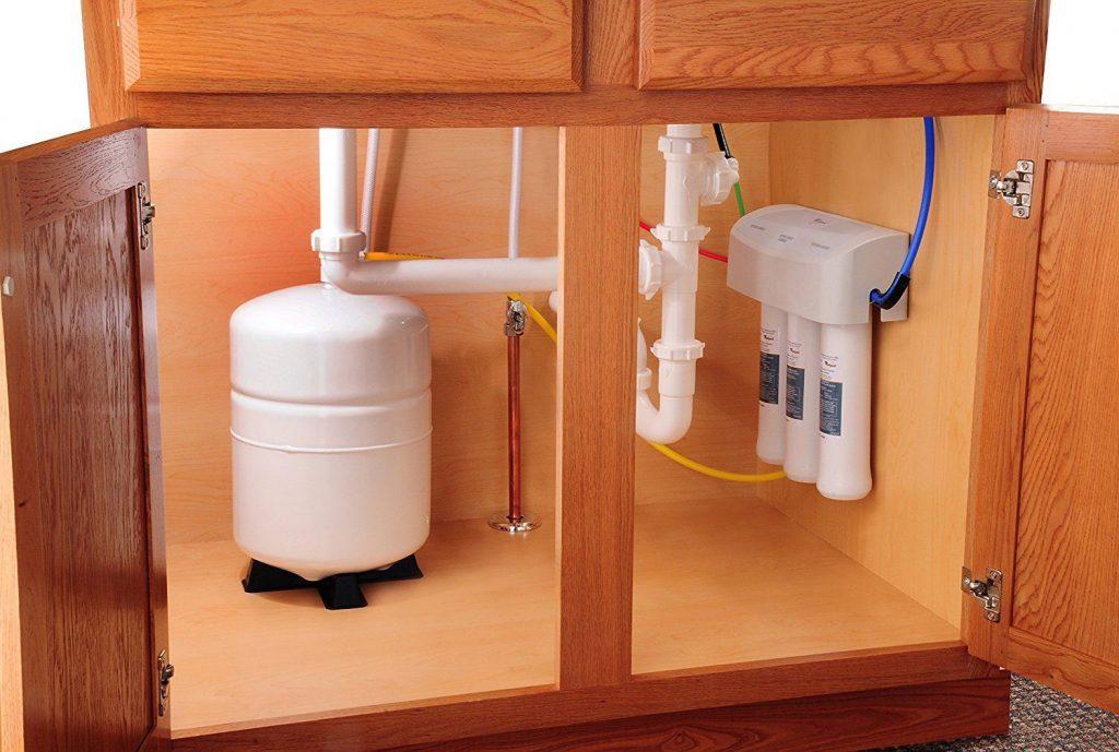 Reverse Osmosis System Installatiıon