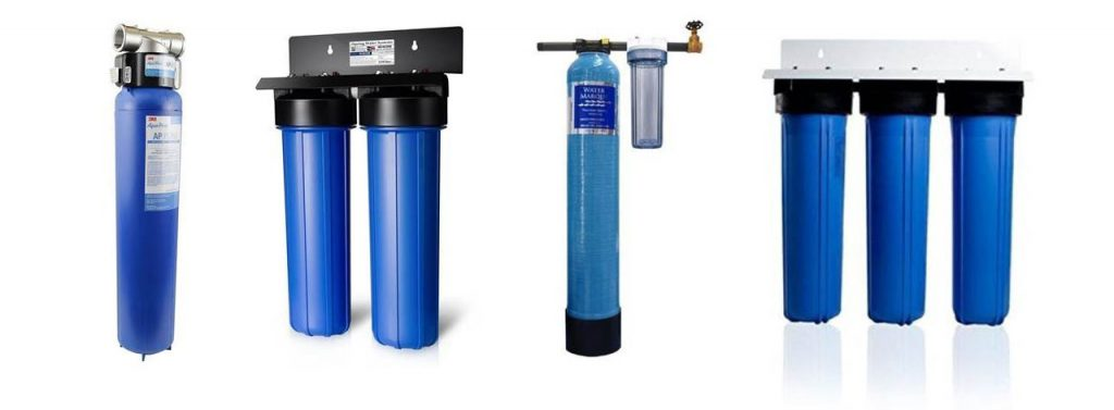 Types of Whole House Water Filter