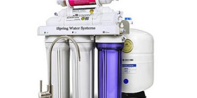 iSpring RCC7AK 6-Stage Reverse Osmosis Drinking Water Filtration System with Alkaline Remineralization Review
