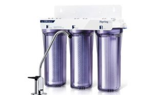 iSpring US31 3-Stage Under Sink High Capacity Tankless Drinking Water Filtration System Review