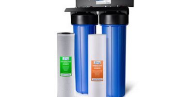 iSpring WGB22B 2-Stage Whole House Water Filtration System Review