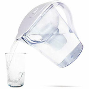 AquaBliss 10-Cup WaterFilterPitcher