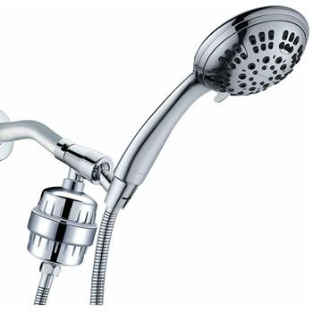 G-Promise Luxury Filtered Handlehead Shower Head