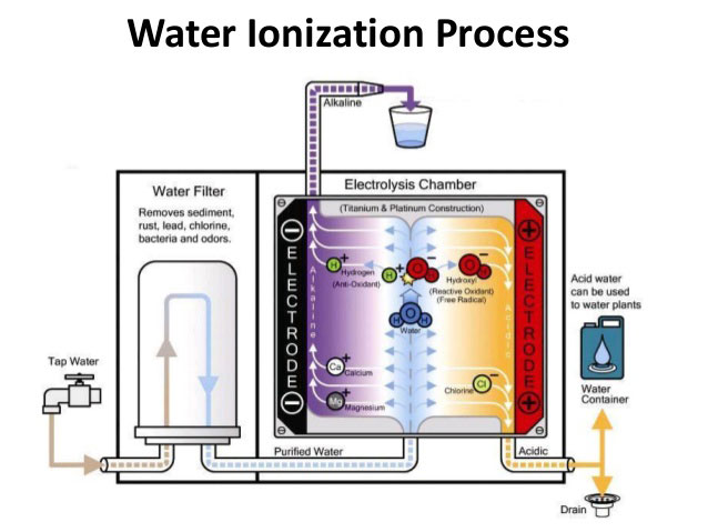 How Do Home Water Ionizers Work