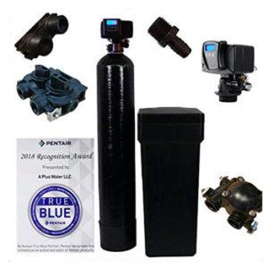 Pentair WS48-56sxt10 Fleck Water Softener