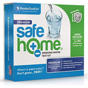 Safe Home PREMIUM Drinking Water Test Kit