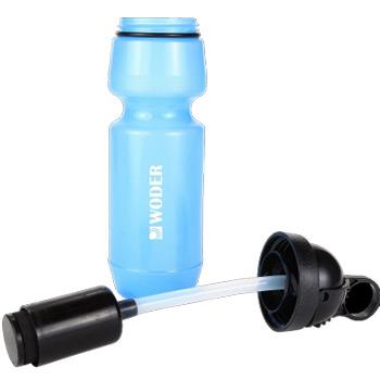 Woder 24-Sur Survival Water Filter Bottle