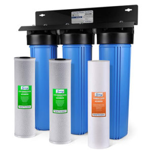 iSpring WGB32B Whole House Water Filtration System